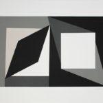Victor Vasarely - Siebdruck
