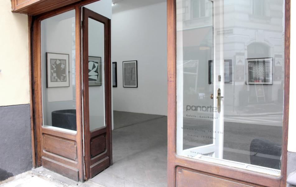 Victor Vasarely_Ausstellungsansicht_August2018