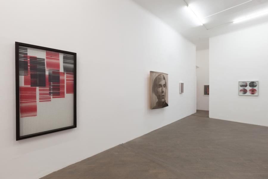 Ilse Haider-Ausstellungsansicht 2
