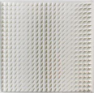Hartmut Böhm, Quadratrelief 69, Panarte, Art Cologne, Konkrete Kunst, Op Art, Optical, Galerie, Gallery, Kunsthandel